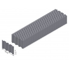 WN09BK 9mm Corrugated fastener