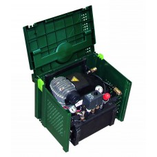 Compressor  Air from a box Aerotainer 245 (2 Ltr tank)