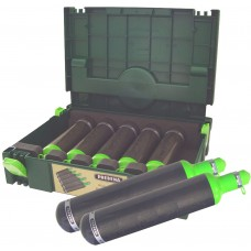 Prebena PKT- Air Cylinder KT-1000-SY  Refillable Compressed Air Cylinder In a systainer with 5 cylinders